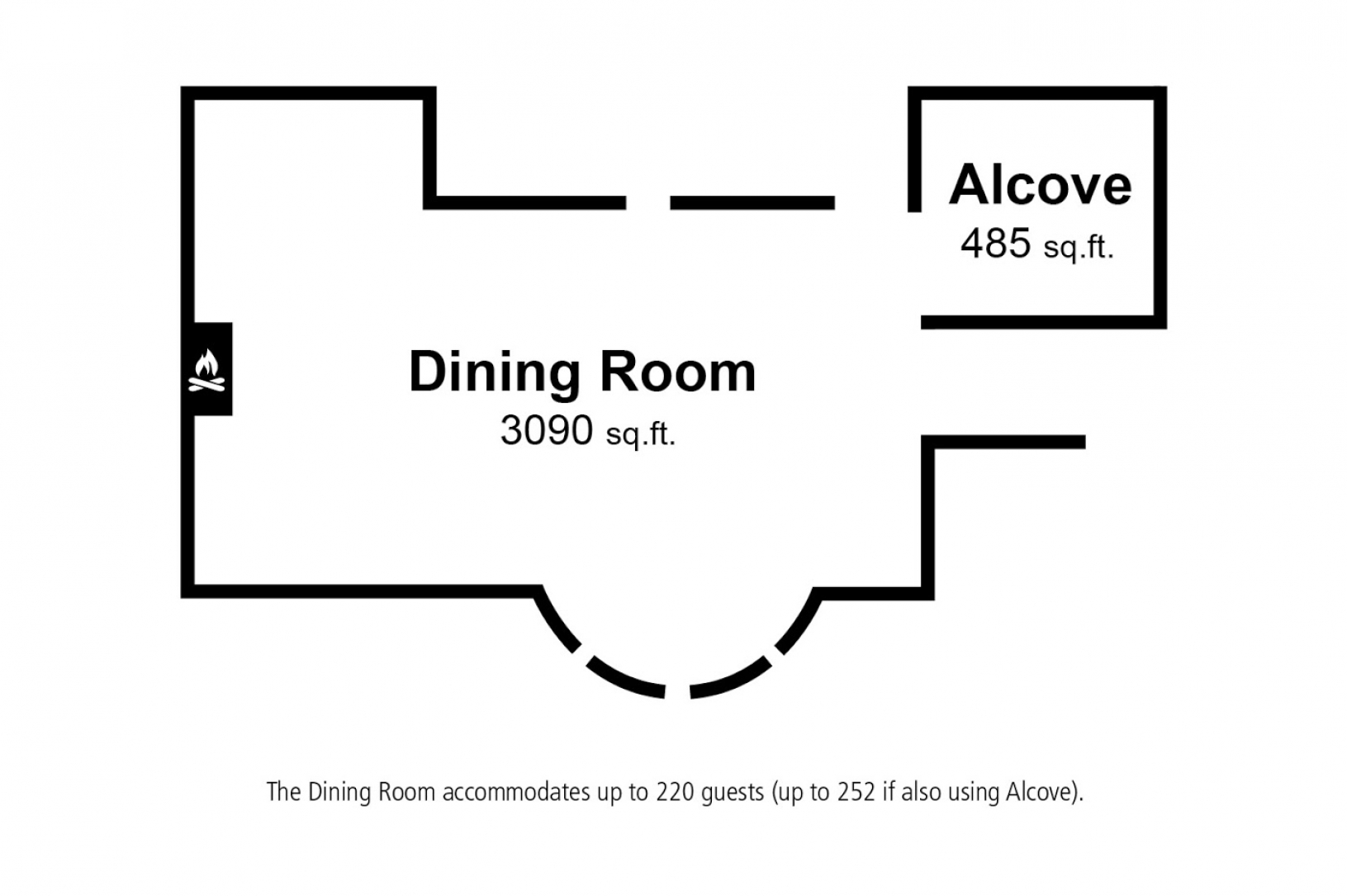 ... Floor Plan U2013 The Dining Room 1 ...